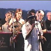 Jazz Lobster Big Band Live  at Jazz in the Park