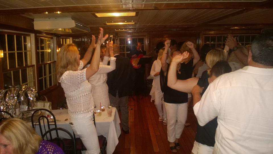 The Guests were dancing!