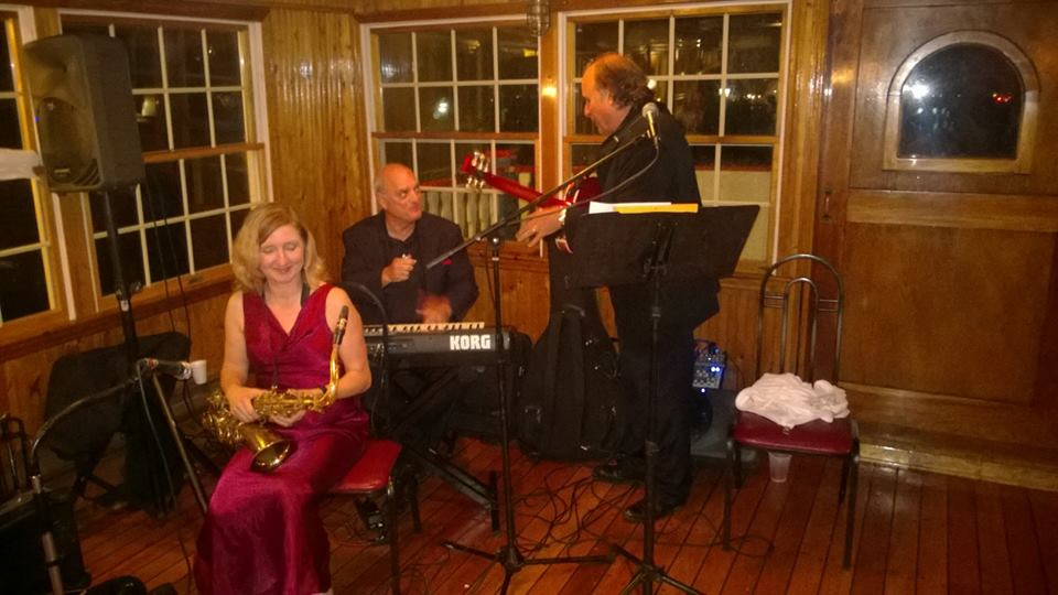 Jazz Lobsters Trio on Cruise