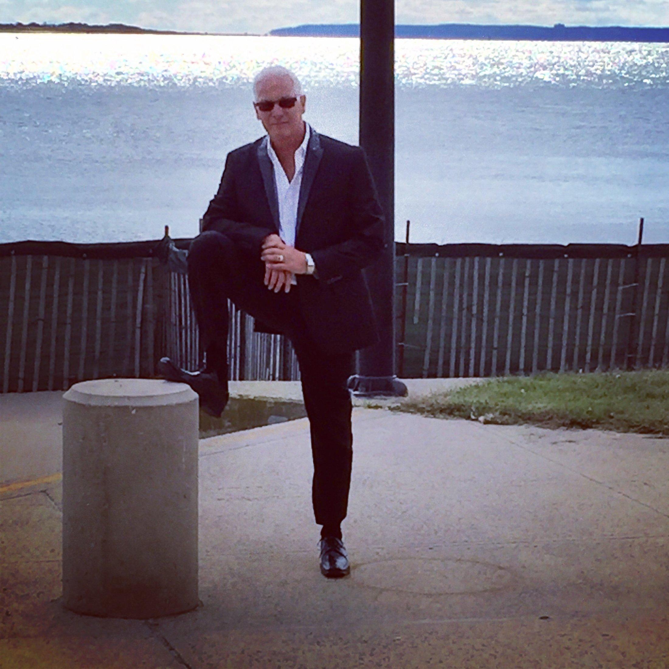Tony Corrao by the bay